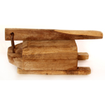 Old Tortilla Press, rustic home decor provided by Mexican Imports
