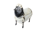 Small sheep, ram, rustic home decor provided by Mexican Imports