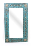 Silver Trails - Rustic Mirror, rustic home decor provided by Mexican Imports
