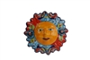 Talavera-Sun-Hand-Painted-Garden, rustic home decor provided by Mexican Imports
